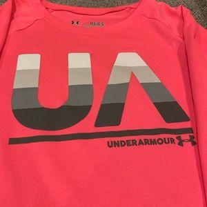 Under Armour Long Sleeve T-shirt